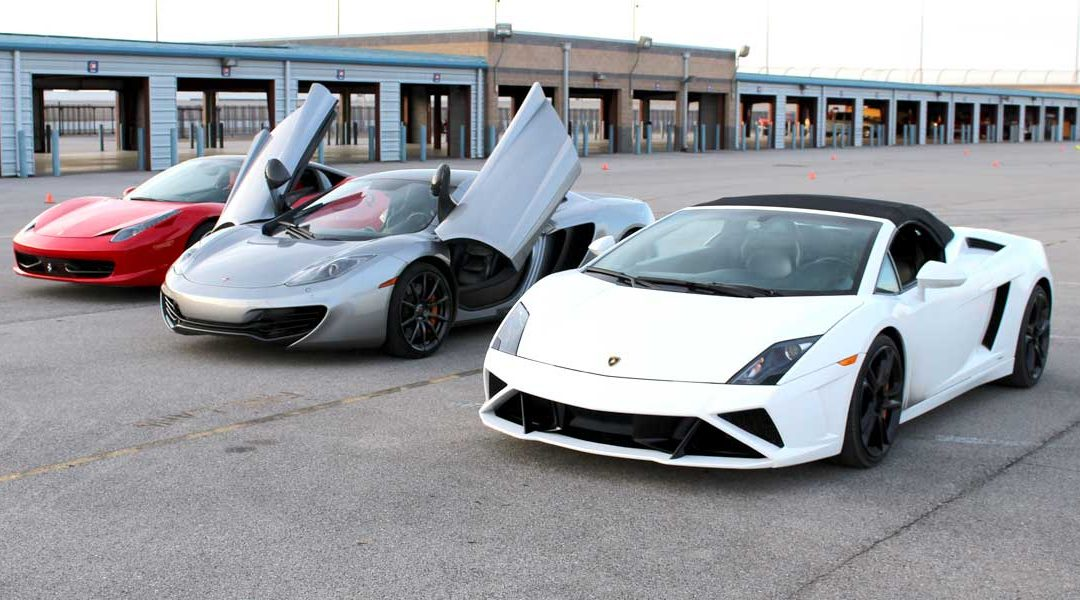 Get Behind The Wheel of an Exotic Car for $99 at New Jersey Motorsports Park Sat. March 11th.