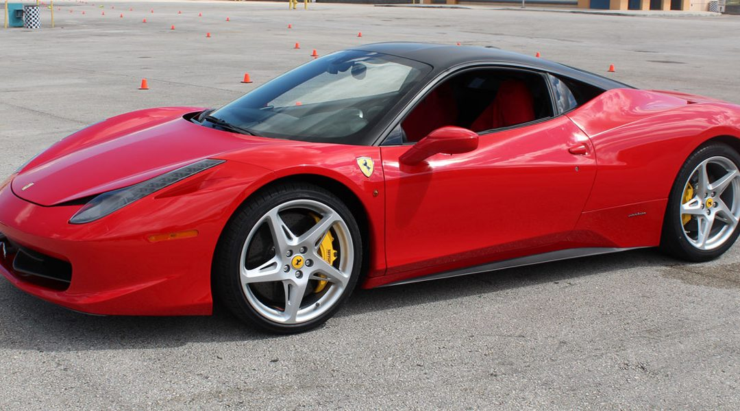Get Behind The Wheel of an Exotic Car for $99 at Dayton Mall Sun. July 9th