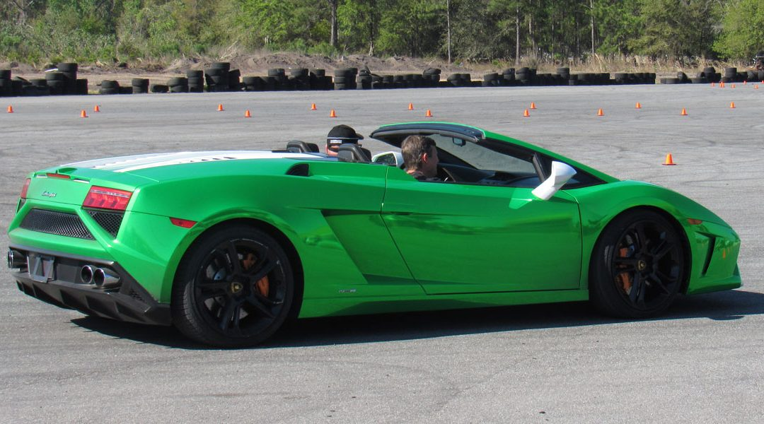 Get Behind The Wheel of an Exotic Car for $99 at Kil-Kare Raceway Saturday August 12th