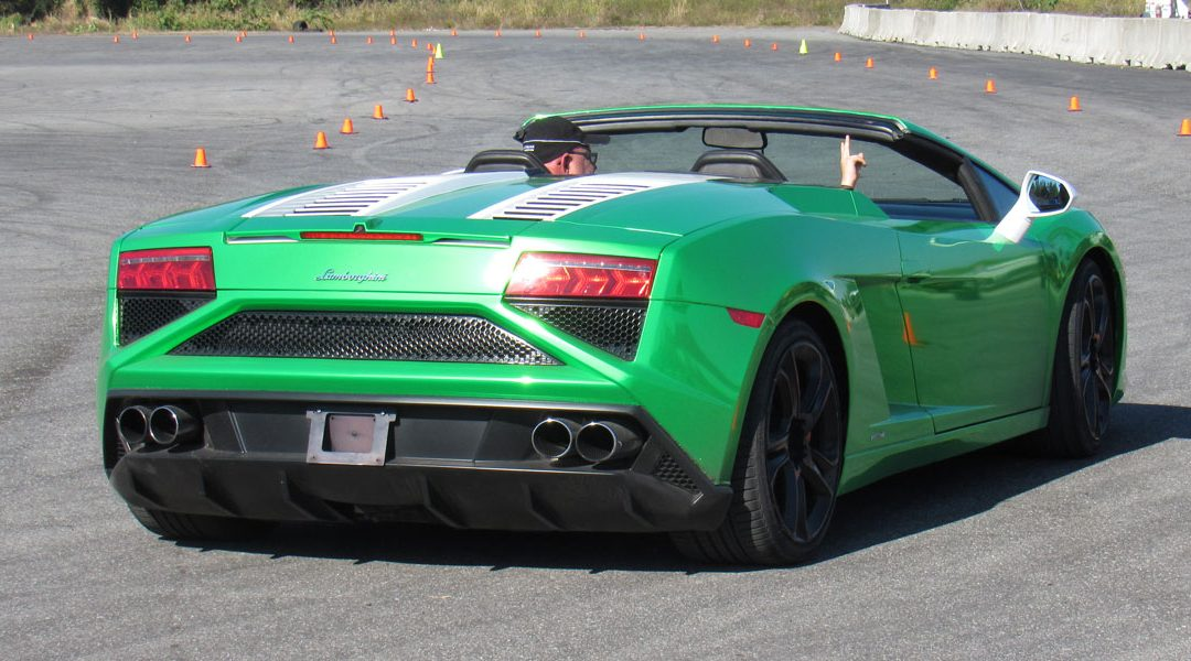 Get Behind The Wheel of an Exotic Car for $99 at Tampa Greyhound Park December 3rd!