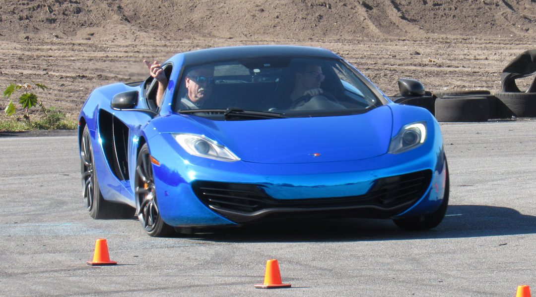 Get Behind The Wheel of an Exotic Car for $99 at Flatiron Crossing Sep. 9th!