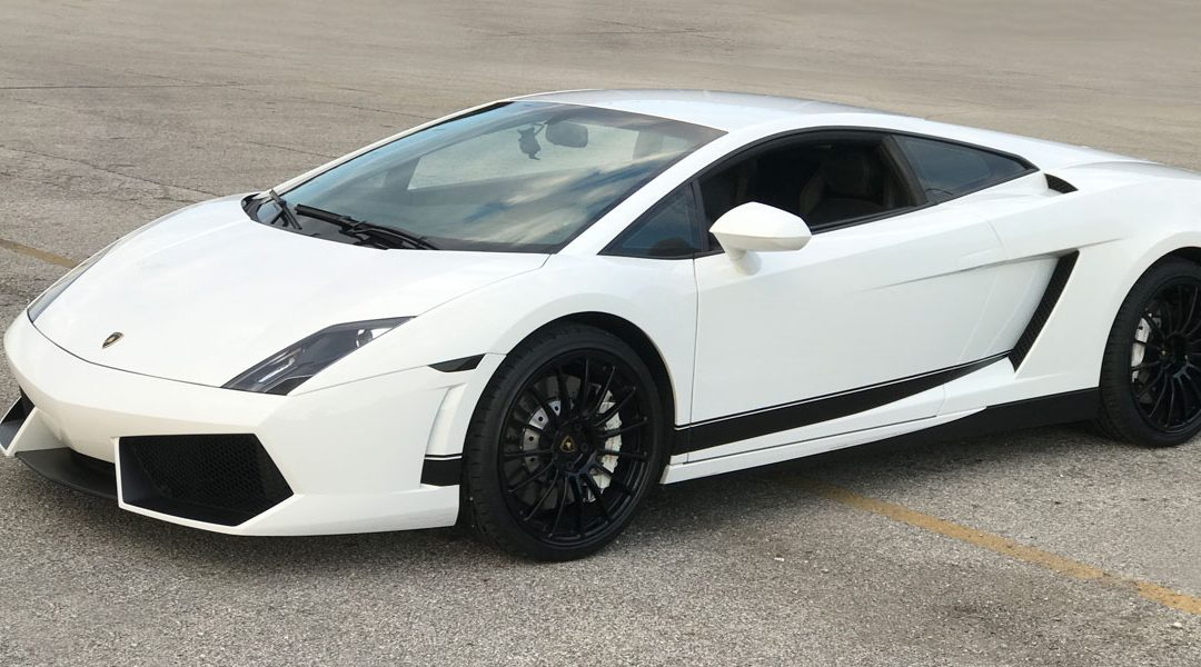 Get Behind The Wheel of an Exotic Car for $99 at Atlanta Motor Speedway on March 3rd & 4th!