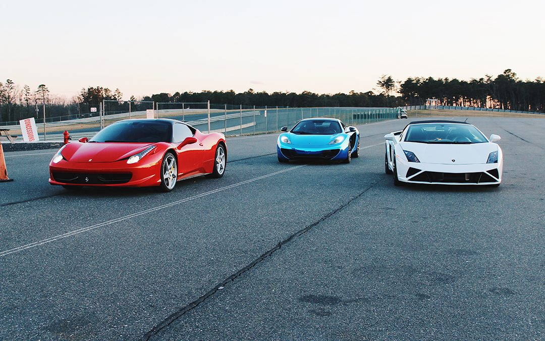 Get Behind The Wheel of an Exotic Car for $99 at Palm Beach International Raceway on February 17th!