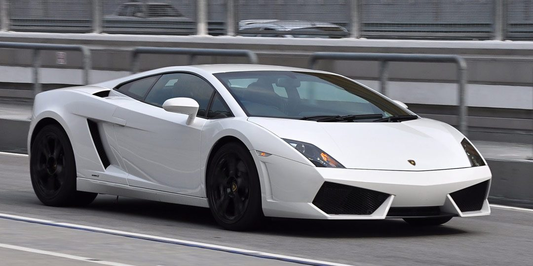 Get Behind The Wheel of an Exotic Car for $99 at Texas Motorplex on April 22nd!