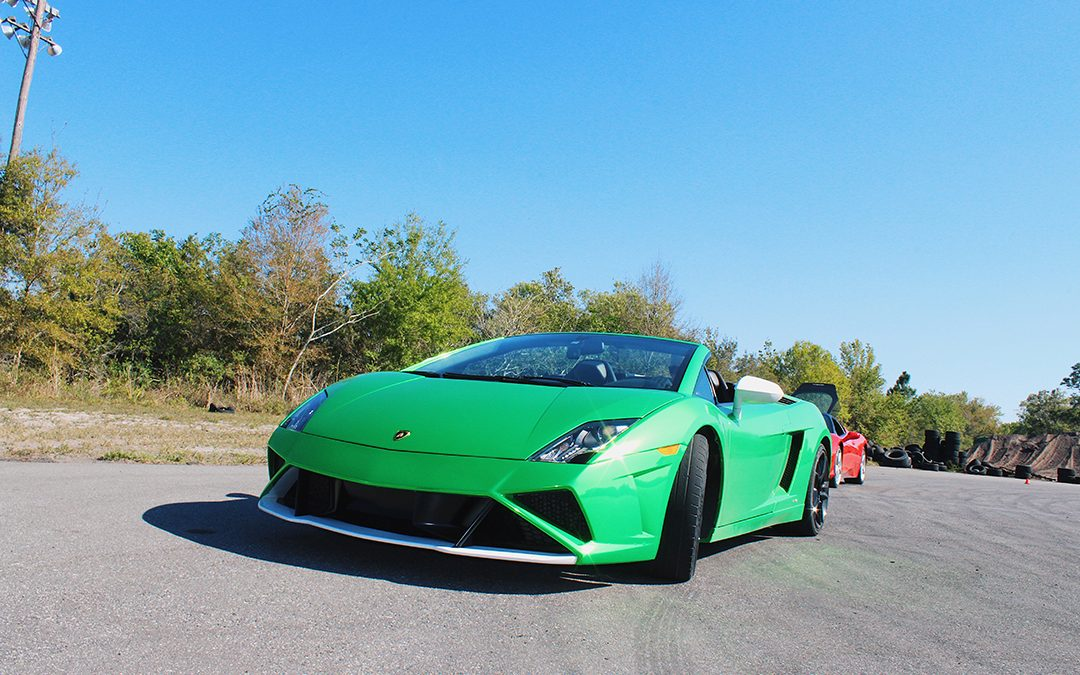 Get Behind The Wheel of an Exotic Car for $99 at Texas Motorplex on November 8th!