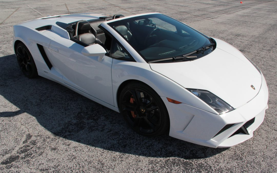 Get Behind The Wheel of an Exotic Car for $99 at Lucas Oil Raceway on June 30th & July 1st!