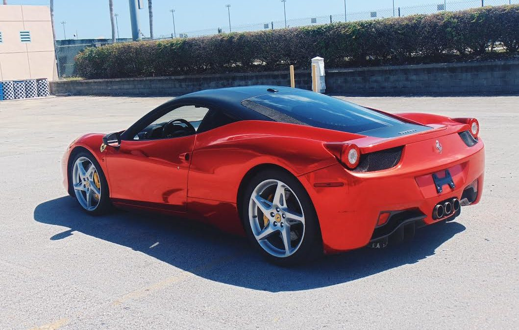 Get Behind The Wheel of an Exotic Car for $99 at Concord Mills Mall on April 20th!