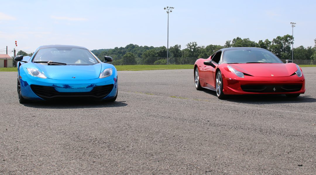 Get Behind The Wheel of an Exotic Car for $99 at Brooksville – Tampa Bay Regional Airport on February 23rd!