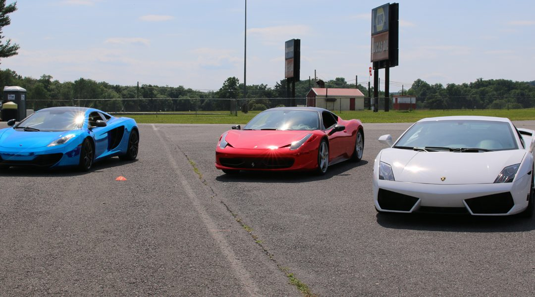 Get Behind The Wheel of an Exotic Car for $99 at Gateway Motorsports Park on August 11th & 12th!