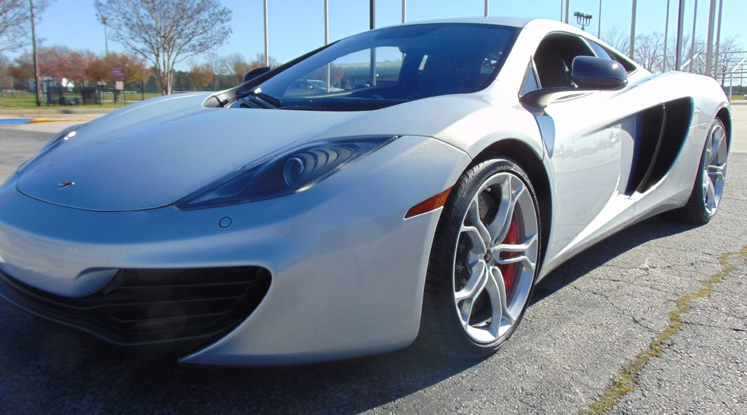Get Behind The Wheel of an Exotic Car for $99 at Lehigh Valley Mall on September 29th!