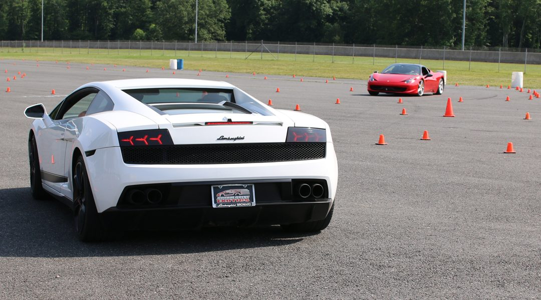 Get Behind The Wheel of an Exotic Car for $99 at Darlington Raceway on November 10th!
