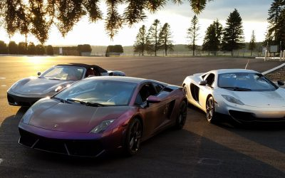 Get Behind The Wheel of an Exotic Car for $99 at New Hampshire Motor Speedway on August 24th!
