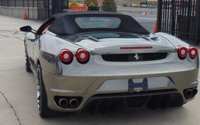 Get Behind The Wheel of an Exotic Car for $99 at Texas Motorplex on March 24th!