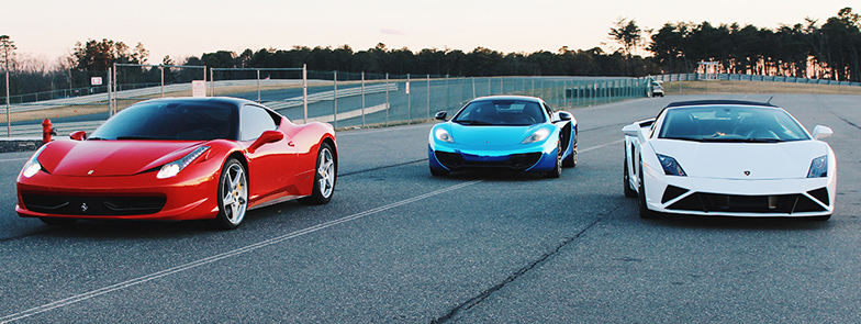 Get Behind The Wheel of an Exotic Car for $99 at Wisconsin Int'l Raceway on July 21st!