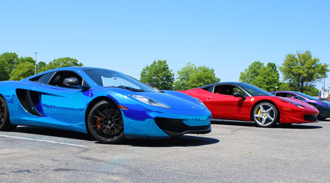 Get Behind The Wheel of an Exotic Car for $99 at New Jersey Motorsports Park on November 11th!